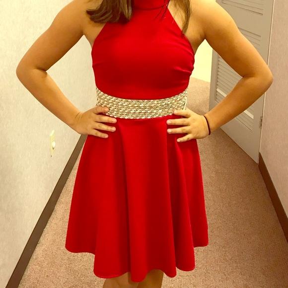 christmas dance dress